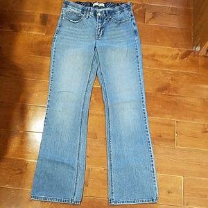 Levi's 525 perfect waist jeans